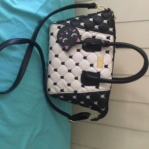 Luv Betsy by Betsy Johnson cross body/hand bag